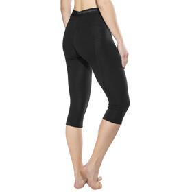 Woolpower Lite Naiset alusvaatteet , musta